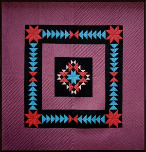 Star Quilt Pattern | Country Crafts and Quilting