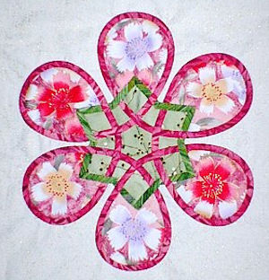 Camellian Star - Celtic style design