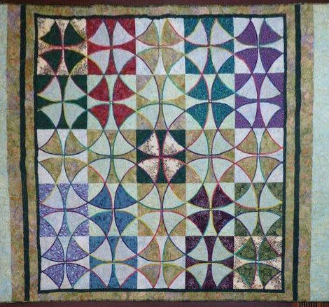 Mystery Quilts from the WWQP
