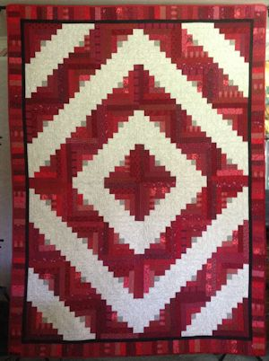 Remembering the Love by Laurie Short, the McCloud Opportunity Quilt