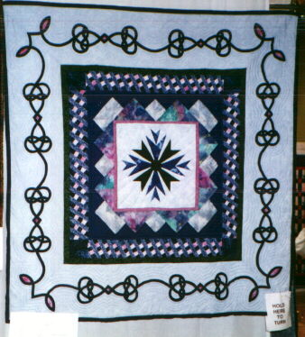 [Norma Herbold's Round Robin Quilt]